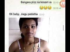 Telugu cheating aunty sarasalu with pakinti abai ( more at http://zo.ee/6Bj3L )