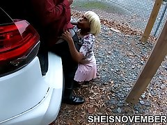 4k HD Hardcore Sex Black Step Daughter Fucking Step Dad In Public POV For A Favor Pornstar Sheisnovember