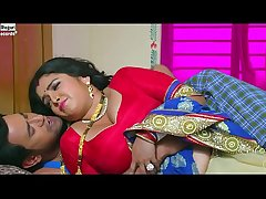 Indian aunty hot navel bhojpuri song