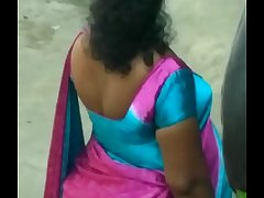 HUGE BOOTY OF MARATHI SLUT