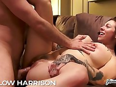 &quot_Cum In My Pussy&quot_ - Girls Begging for the Creampie Compilation - Featuring: Jessa Rhodes / Keisha Grey / Iris Rose / Trisha Parks / Chanel Preston / Chloe Couture / Harlow Harrison / Kate England