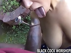 I am so ready for some big black cock