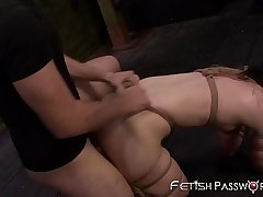 Slutty Montana Sky submits to big dick and hard hammering