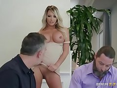 Promotion or Pussy - Destiny Dixon - FULL SCENE on http://bit.ly/BraSex