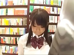 2117315 - School Girls in Books Shop (full video use search in my website click profile)