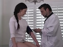 Natalie'_s Checkup - The Pervert Doctor
