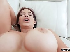 Milf close up fuck Ryder Skye in Stepmother Sex Sessions