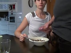 MarssyX - Cum, piss and breakfast