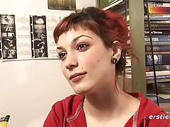 Sultry Raven Lotions Her Perfect Body and Plays