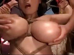 Busty Japanese Squirt Punishment