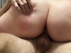 Lucky Ladies' Met Horny German Blonde in Woods and She Made Him Cum