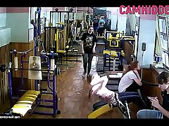 fitness teen girls hidden camera